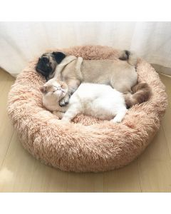 Tour Cat Bed House Soft Long Plush Best Pet Dog Bed For Dogs Basket Pet Products Cushion Cat Pet Bed Mat Cat House Animals Sofa