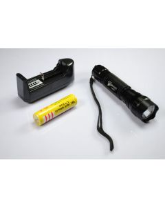 UltraFire WF-501B XML U2 LAMPE DE POCHE LED 18650 Batterie Chargeur