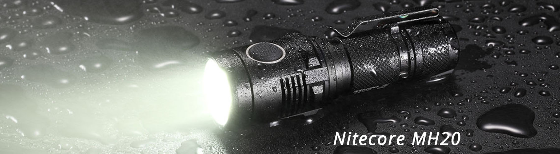 EternalFire E05 led flashlight